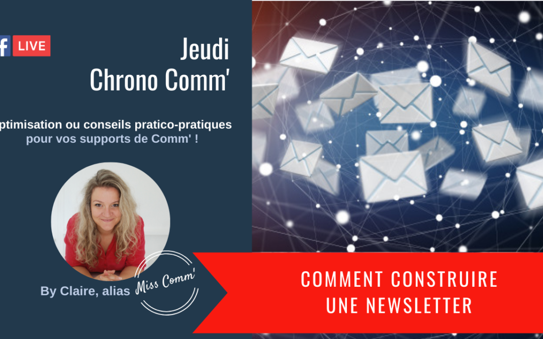 Comment construire une Newsletter ?